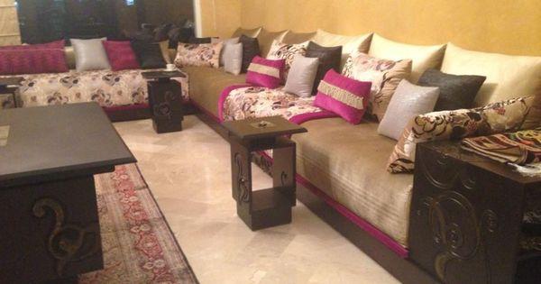 ... _686562041418167_8659187741543452663_n Salon Marocain Pinterest