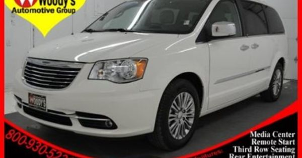 2013 Chrysler Town Country Chillicothe Mo Automotive Group