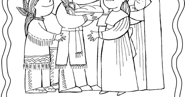 Thanksgiving Coloring Pages With Scripture For Kids Table