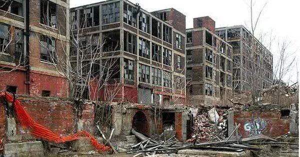 Chicago Ghetto Areas Detroit Slums Slums Detroit Ghetto