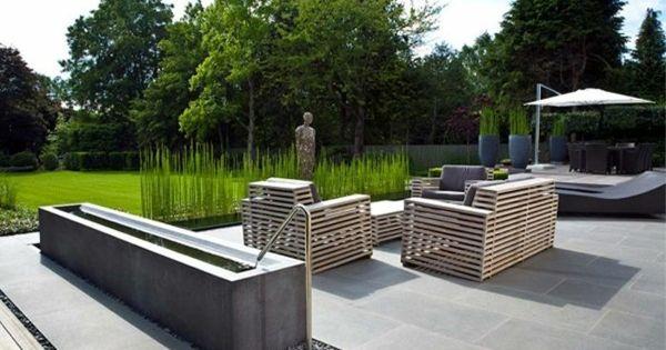 Am Nagement Jardin Moderne 55 Designs Ultra Inspirants Amenagement Jardin Jardin Moderne Et