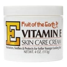 Fruit Of The Earth Vitamin E Skin Care Cream At Walgreens Get Free Shipping At 35 And View Promotions And Reviews Skin Care Cream Skin Cream Best Skin Cream