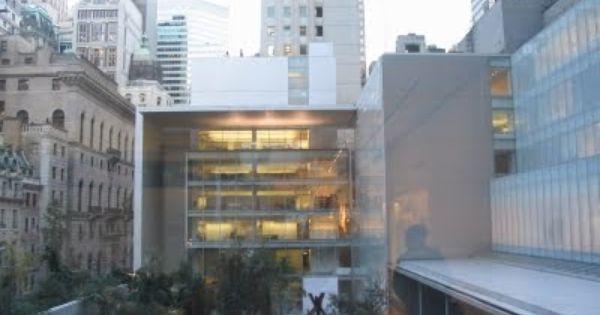 Yoshio Taniguchi Moma Museum Of Modern Art Kpf Executive Archs Architecture Architecture Building Museum Of Modern Art