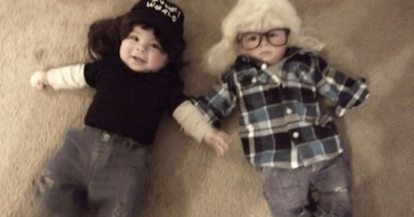i hope i have twin boys so we can do this. party