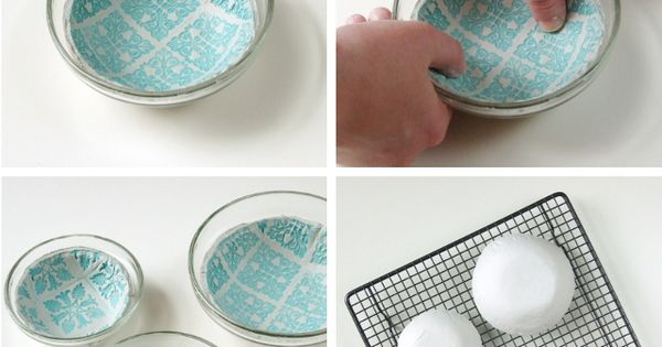 Step by step Diy Stamped Clay Bowls (and lots of other lovely
