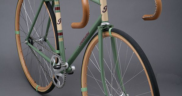 Grass Track Racer by Townsend Cycles. Gorgeous vintage bike!