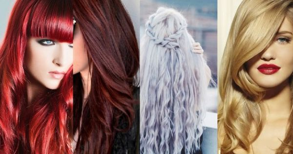 طرق صباغة الشعر طبيعيا للحصول على افضل الالوان بخلطات طبيعية الاحمر الاشقر بني فاتح لون الشوكولاته لون الكستنائي لون النحاسي او الرما Hair Styles Beauty Hair