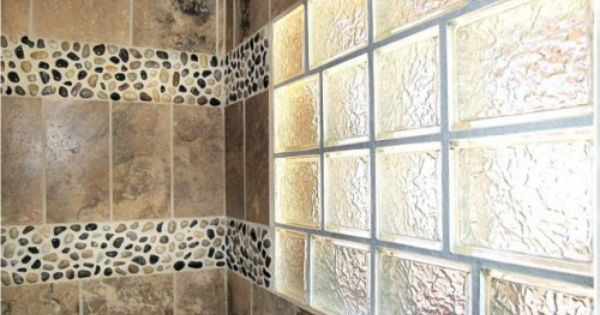 Glass block window design pictures remodel decor and for Glass block window design ideas