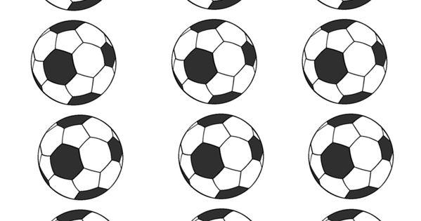Planche de ballon de football imprimer id es - Ballon de foot a imprimer ...