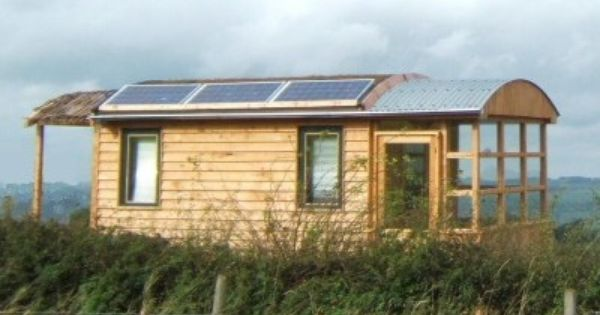 The mountain ash ecopod at ecopod holidays tiny houses cabins cottages pinterest ash - Ecopod container home ...