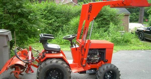 Ingersoll 7020 Ingersoll Tractors Pinterest Tractor Small Tractors And Tractor Loader