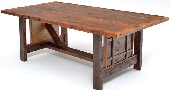 reclaimed wood furniture the heritage collection rustic reclaimed wood furnishings wooden. Black Bedroom Furniture Sets. Home Design Ideas