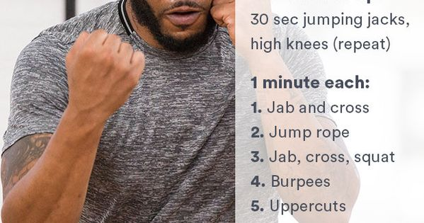 how to get fit for boxing