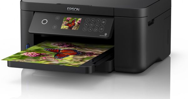 Impresora Epson Expression Home Xp 5100 En 2020 Impresora Cartuchos De Tinta Tinta Para Impresora Epson