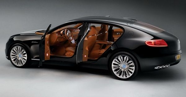Bugatti Veyron | The 2013 Bugatti 16C Galibier. Veyron's Big Brother.