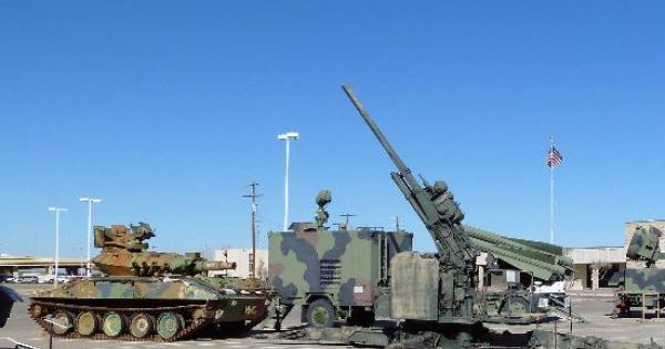 Photos Of U S Army Air Defense Artillery Amp Fort Bliss Museum El Paso Attraction Images