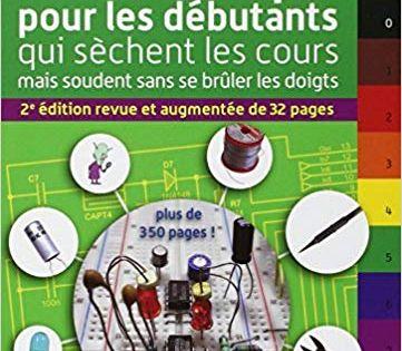 Electronique Tout Le Cours En Fiches En Pdf Gratuite Download Electronics All The Course In Sheets Pdf Arduino Electronics Rules Mechatronics