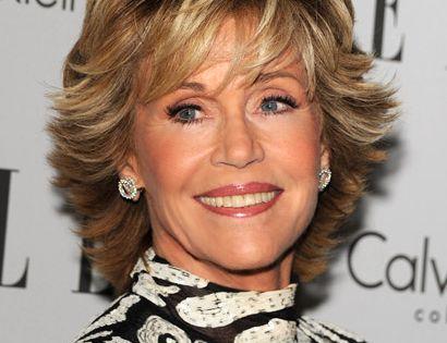 30 Best Jane Fonda Hairstyles | Shag hairstyles, Hair ...