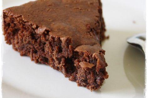 Gâteau Vegan au Chocolat (sans beurre ni oeuf) - Les Gourmandises de