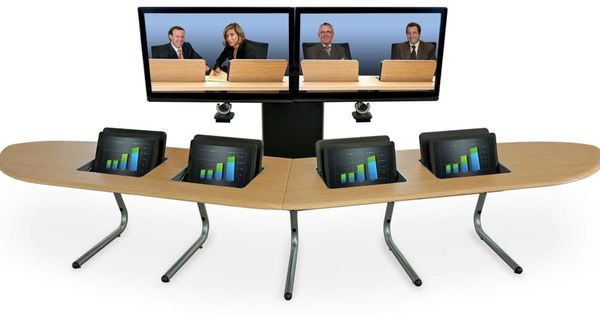 Video Conferencing Furniture Boomerang Video Conference