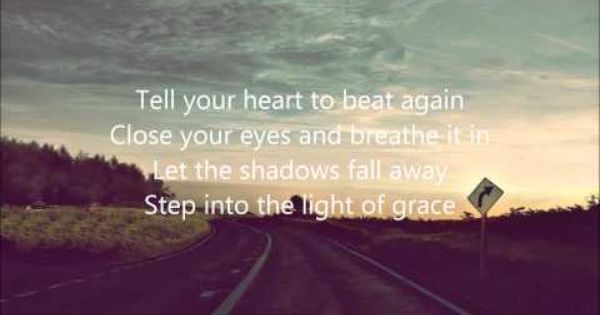 Tell Your Heart To Beat Again Lyrics By Danny Gokey