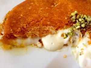 كنافة كذابة بالتوست موقع ليالينا Recipes Food Arabic Desserts