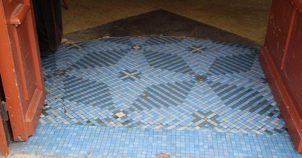 Les Mosaiques Odorico Par Daniel Enocq Un Patrimoine A Sauver Mosaique Art Deco Patrimoine