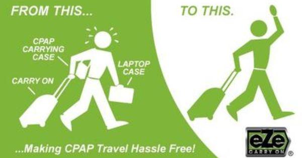 Traveling Cpap Cpap Sleep Clinic Central Sleep Apnea