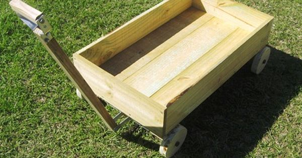 Build Your Own Kid's Wagon | Woods, Woodworking and Toy