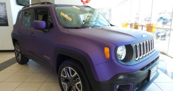 2016 Jeep Renegade Latitude Fwd Suv Ugly Jeep