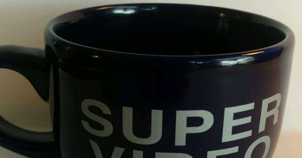 Vintage Movie Super Video Coffee Mug Runaway Bride 1999