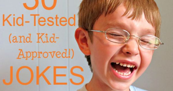 30 jokes for kids- for my kiddos at school