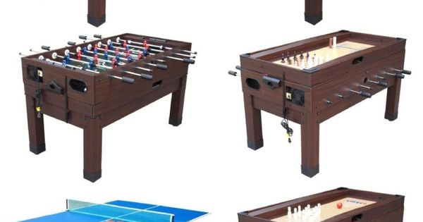 13 in 1 combination game table i like this renovations for 12 in 1 combination table