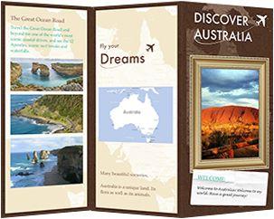 Austria Travel Brochure Travel Brochure