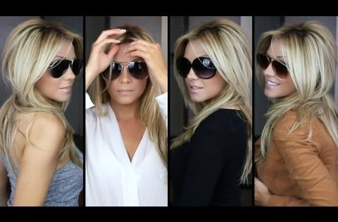 haircut for shape styling sunglasses for all shapes bangs 3286