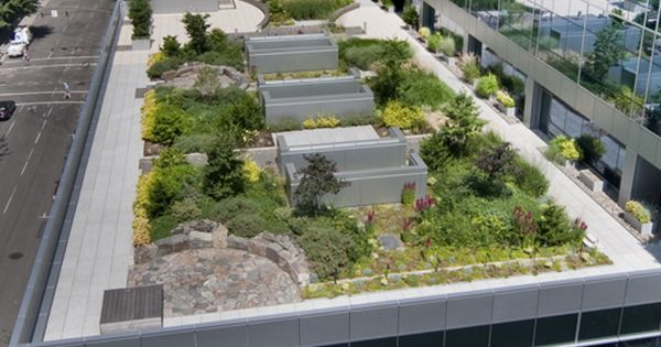 All Projects Greenworks Green Roof Roofing Contractors Cool Roof