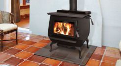 Blaze King Industries Wood Stove Wood Stove Parts Freestanding