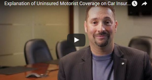Uninsured Motorist Car Insurance Uninsured Motorist
