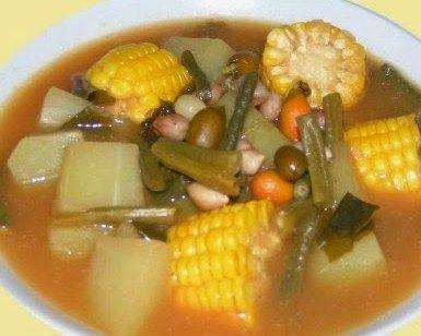 Resep Sayur Asem Nan Segar Recipe Food Everyday Food Recipes
