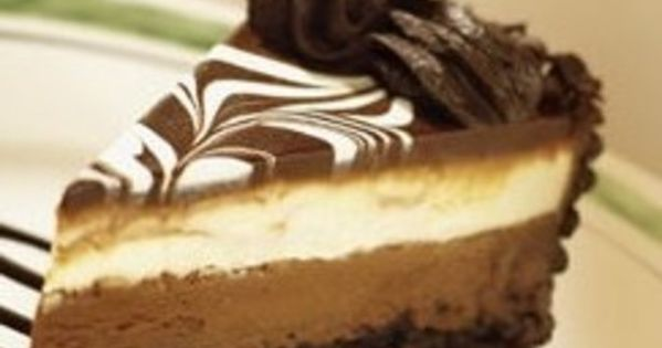 The Real Black Tie Mousse Cake By Olive Garden Recipe Chocolate Mousse Cake Mousse Cake