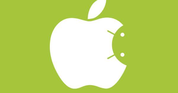 Android Inside Apple Logo Apple Logo Apple Logo Design Apple Apps