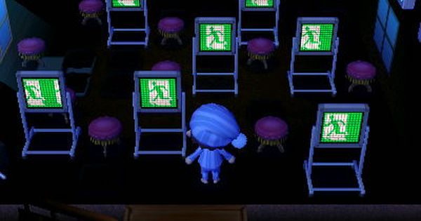 Exit Signs In Aika Village For Animal Crossing New Leaf With