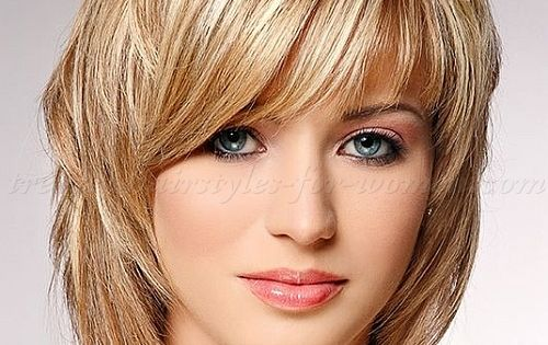 haircuts for shaped faces 11 awesome and gorgeous medium length hairstyles 1489