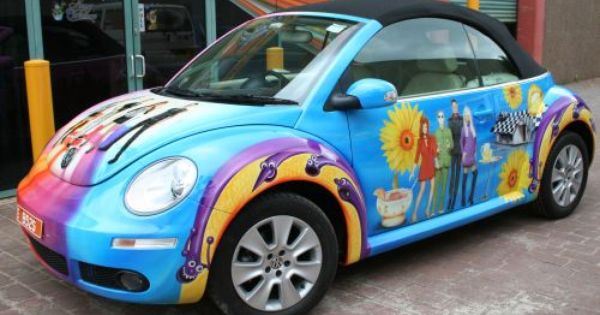 B52 S Air Brushed Vw Beetle Convertible Vw Beetle Convertible Vw Super Beetle Beetle Convertible