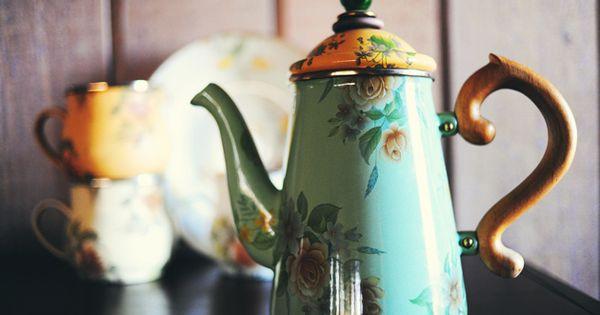 Effecting Change Scrubs Pattern Pioneer Woman And Tea Pots