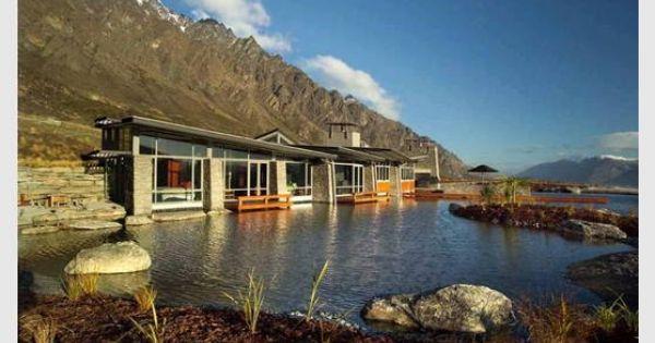 Pokapu queenstown new zealand pinterest acre for Bathroom design queenstown