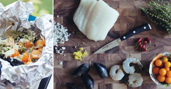 Halibut, Easy fish recipes and Chefs on Pinterest