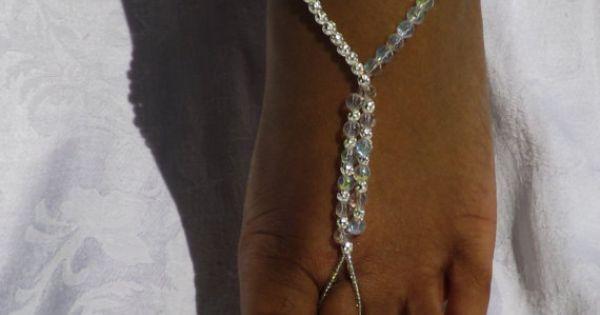 Wedding Barefoot Sandals Bridal Jewelry Destination Wedding Beach Jewelry