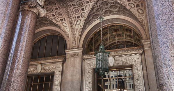General Motors Building Detroit 1921 My Detroit