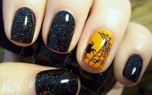 halloween nail designs | Halloween Nail Ideas | Things Every College Girl